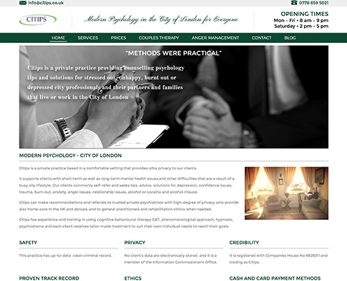 Paperback Designs Website Portfolio