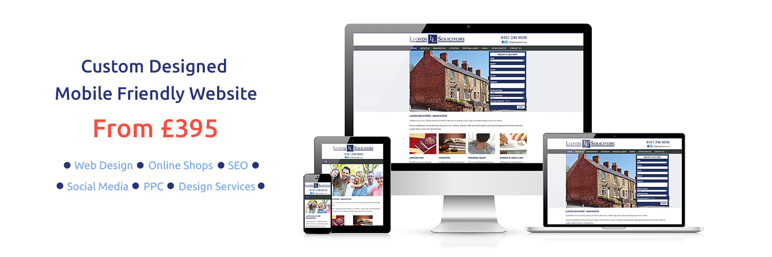 Website Design Westcliff On Sea